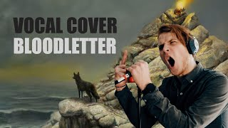 August Burns Red - BLOODLETTER | Cover by Bogdan Punyak