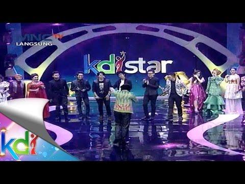 Penantang KDI Star Tes Goyang sama Tatata tata ala Joel Kriwil dan Adisty - KDI Star (14/8)