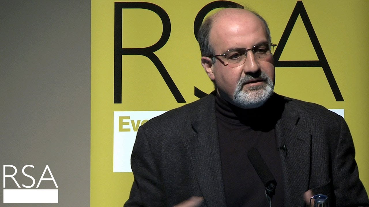 Nassim Nicholas Taleb - The Predictability of Unpredictability