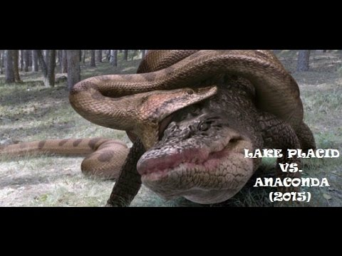 Lake Placid vs. Anaconda (2015) Trailer