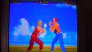 virtual fighter remix