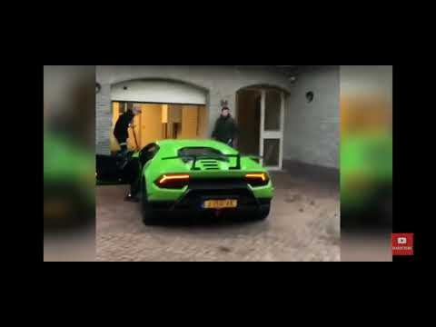 DON IN ZIJN NIEUWE LAMBORGHINI DUTCH PERFORMANTE!