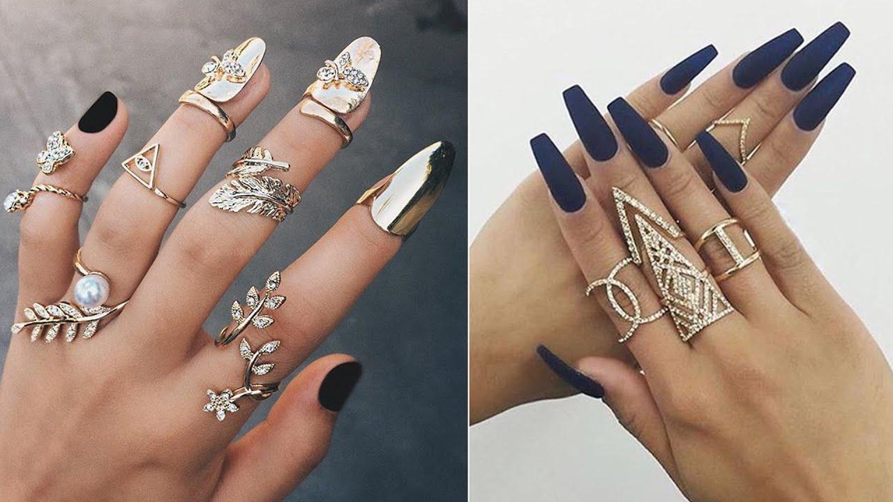 Дизайн ногтей фото стильный