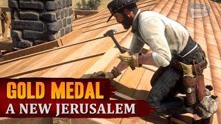 Red Dead Redemption 2 - Mission #101 - A New Jerusalem [Gold Medal]