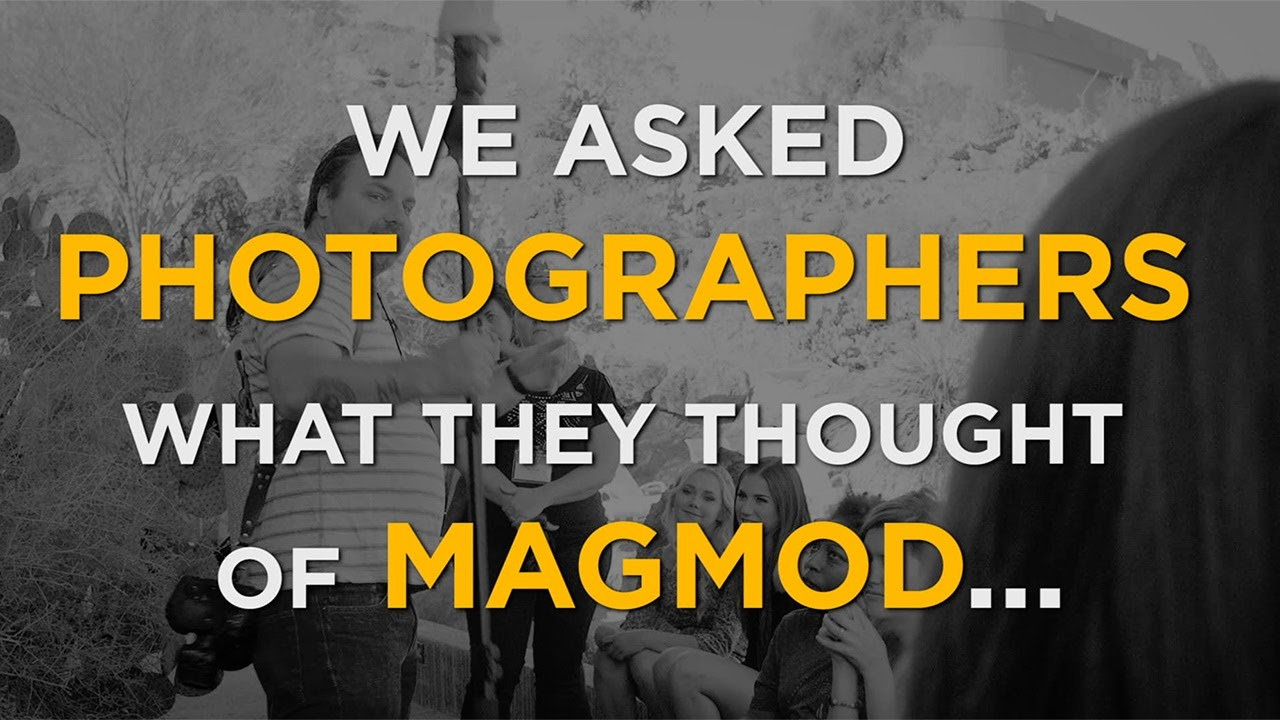 Download What Do Photographers Think About MagMod?