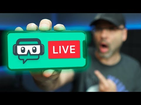 Streamlabs Mobile App Tutorial - Live Streaming App