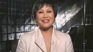 Usher Documentary, Yue Sai's World TV Show, China