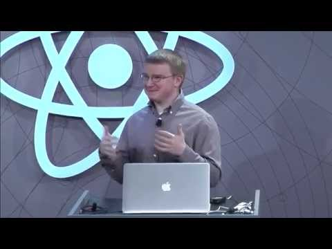 React.js Conf 2015 - The complementarity of React and Web Components