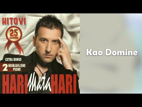 Hari Mata Hari - Kao Domine - (Audio 2009)