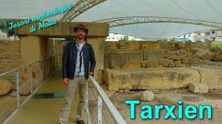 Il tempio megalitico di Tarxien - Tesori archeologici di Malta
