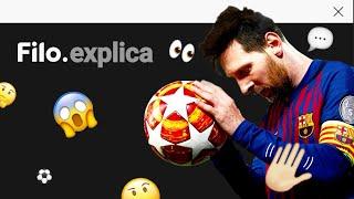 El día que Messi anunció que se iba del Barcelona | Filo.explica