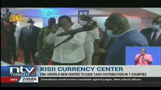 CBK opens new currency centre in Kisii town