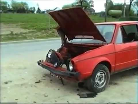auto zerstören