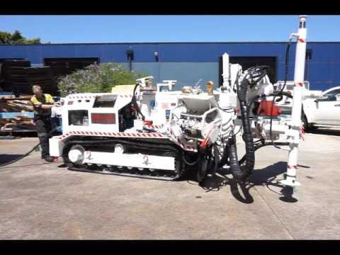 Berendsen Fluid Power Wollongong Drill Rig Overhaul