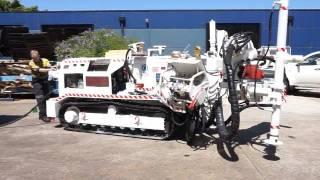 Berendsen Fluid Power - Wollongong Drill Rig Overhaul