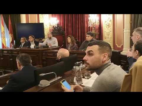 Pleno del Concello de Ourense