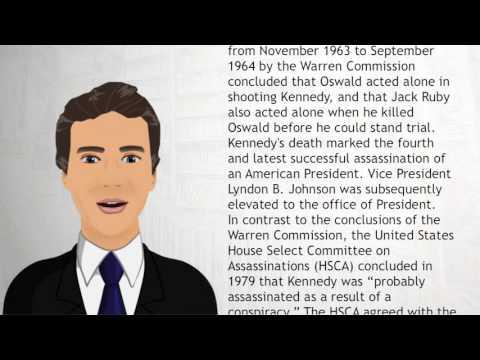 Assassination of John F  Kennedy - Wiki Videos