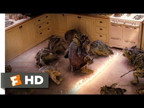 The Spiderwick Chronicles (7/9) Movie CLIP - Oven Bomb (2008) HD