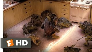 The Spiderwick Chronicles (7/9) Movie CLIP - Oven Bomb (2008) HD