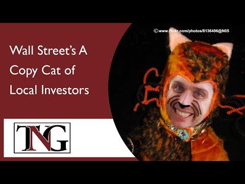 Wall Street's A Copy Cat of Local Investors | RE News #287