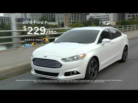North Point Ford >> North Point Ford Promise Youtube