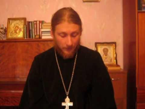 Священник Николай Каров   Освящение жилья