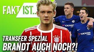Fakt ist: Origi, Hazard, Keita, Brandt - Transfer Spezial Winterpause 17/18