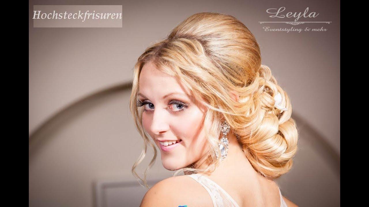 LEYLA -Hair and Beauty# Friseursalon Bielefeld#Hochsteckfrisuren