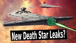 STAR WARS TOY LEAKS SHOW NEW DEATH STAR FOR EPISODE 9!!!