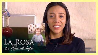 La Rosa de Guadalupe: Alicia pide ayuda en un programa de tv   Cuando duele el corazón