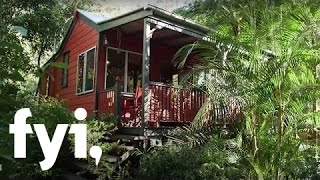Tiny House World: Rustic Vs. Modern In Australia | Fyi