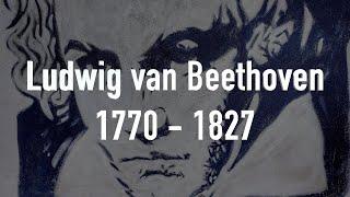 Ludwig van Beethoven. Wichtige Stationen in seinem Leben.