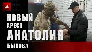 Новый арест Анатолия Быкова