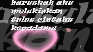 Ayu Ting Ting ☺ ~ Suara Hati Lirik ♪♥♪