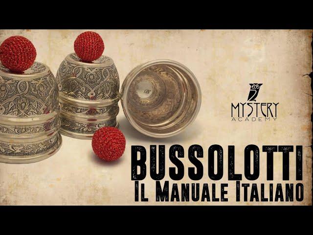 BUSSOLOTTI: IL MANUALE IN ITALIANO!