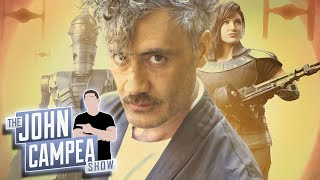 Taika Waititi Likely To Direct Next Star Wars Film - The John Campea Show