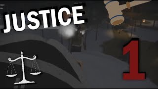 SERVING JUSTICE 1 - Roblox TNF