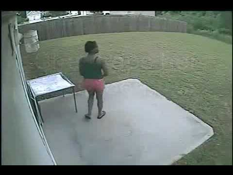 Home CCTV Security Camera Caught Robbery | CCTV Footage ...