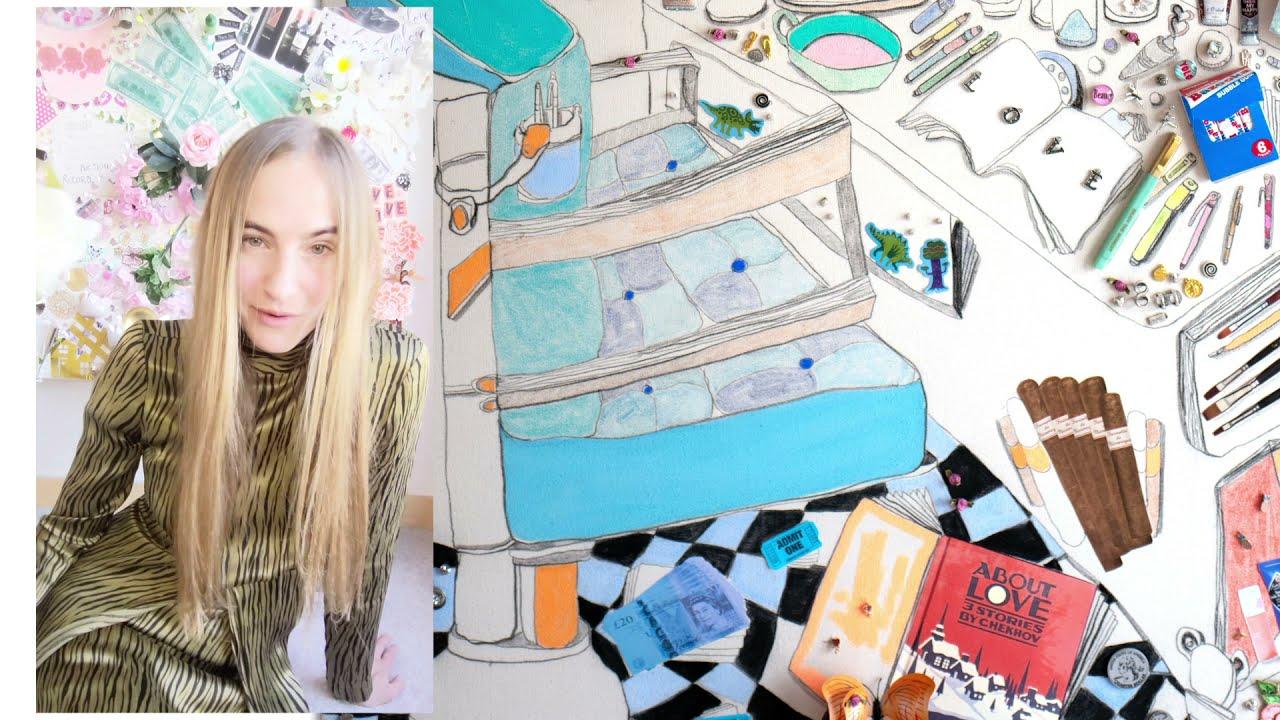 Theme: Love, Gretchen Andrew Internet Manipulating Vision Boards