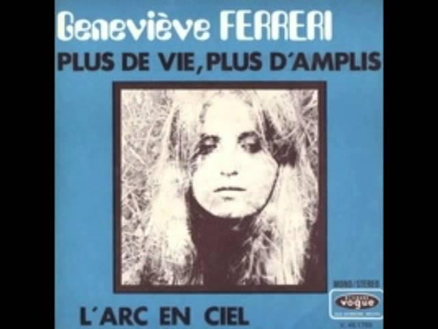 Geneviève Ferreri - L'arc-en-ciel
