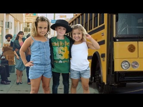 MACKLEMORE & RYAN LEWIS - DOWNTOWN (KID PARODY - Playground)