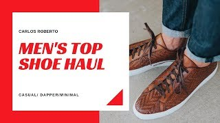 Men's Shoe Haul $ to $$  | Taft, Everlane, Toecap, ASOS & Blake McKay