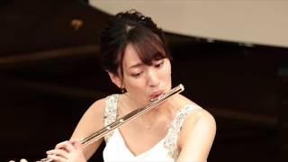Flute & Piano『妹よ』作曲:薮田翔一フルート:大澤明子 ピアノ:式町典子