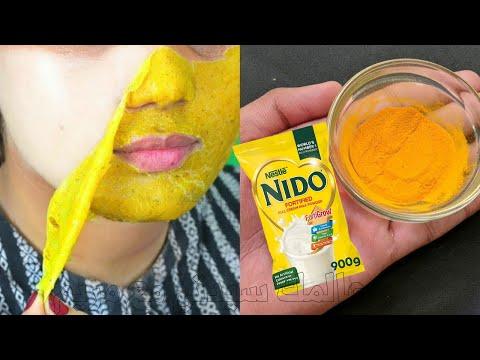 تبييض الجلد وبشرة الوجه في المنزل احصل على بشرة أكثر نظافة وناصعة بشكل دائم مستمر