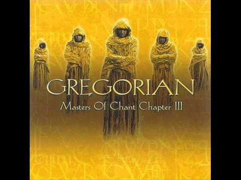 Gregorian - I won't hold you back
