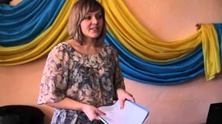 Майстер-клас вчителя образотворчого мистецтва Мирон Наталії