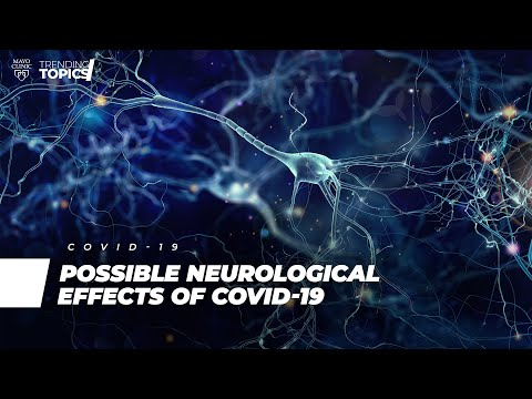 Possible Neurological Effects of COVID-19 | Full Video
