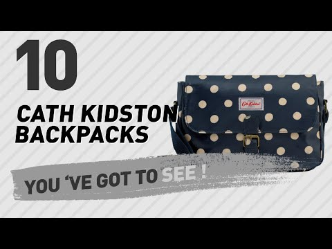 Top Backpacks By Cath Kidston // New & Popular 2017