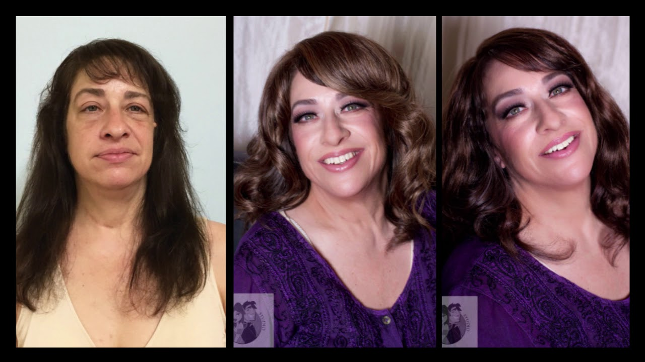 Makeup Makeover Pictures Before After