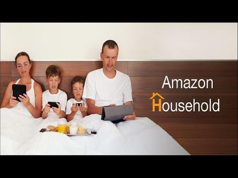 How to Set Up Amazon Household and Share Prime Benefits, Purchased Content, and More